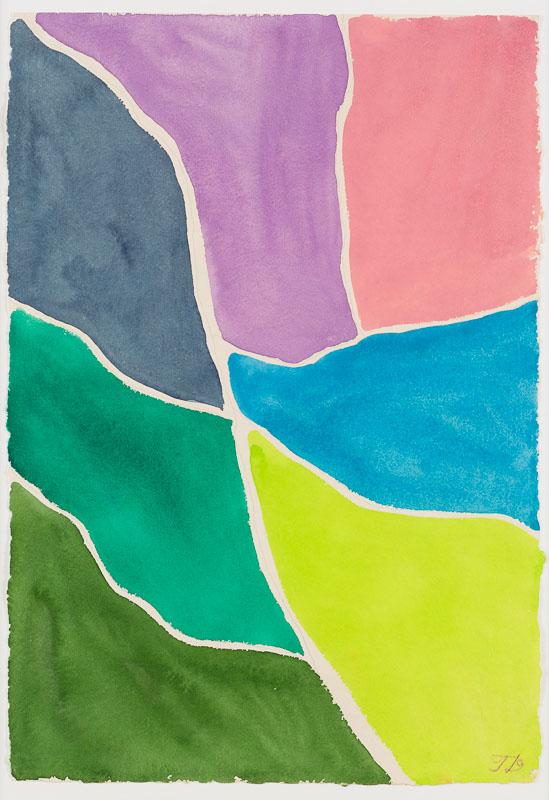 Composition aux 7 couleurs