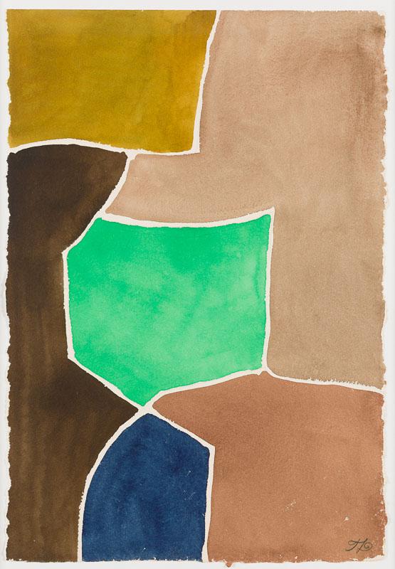 Composition aux 4 couleurs