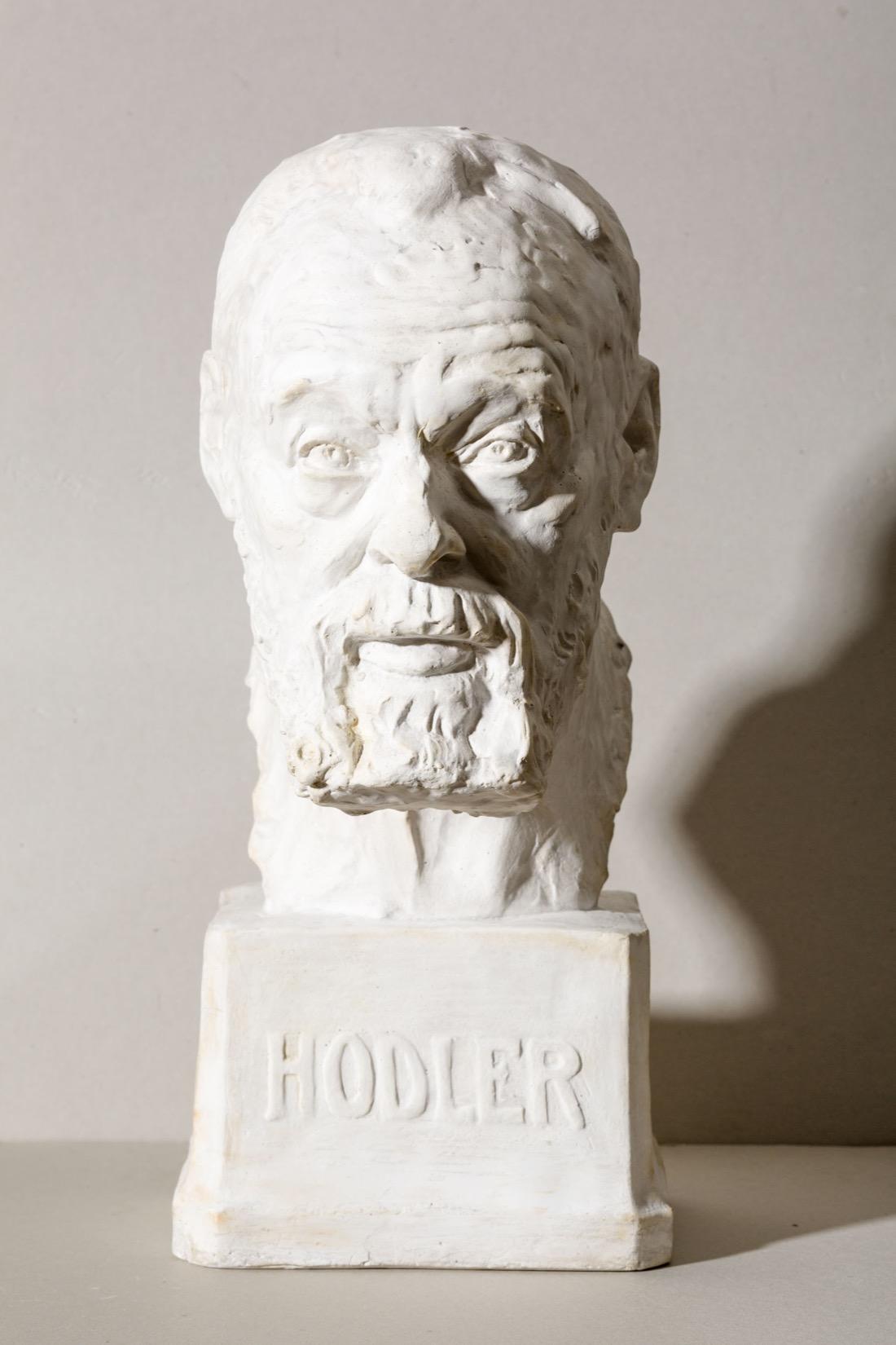 Portrait du peintre Ferdinand Hodler