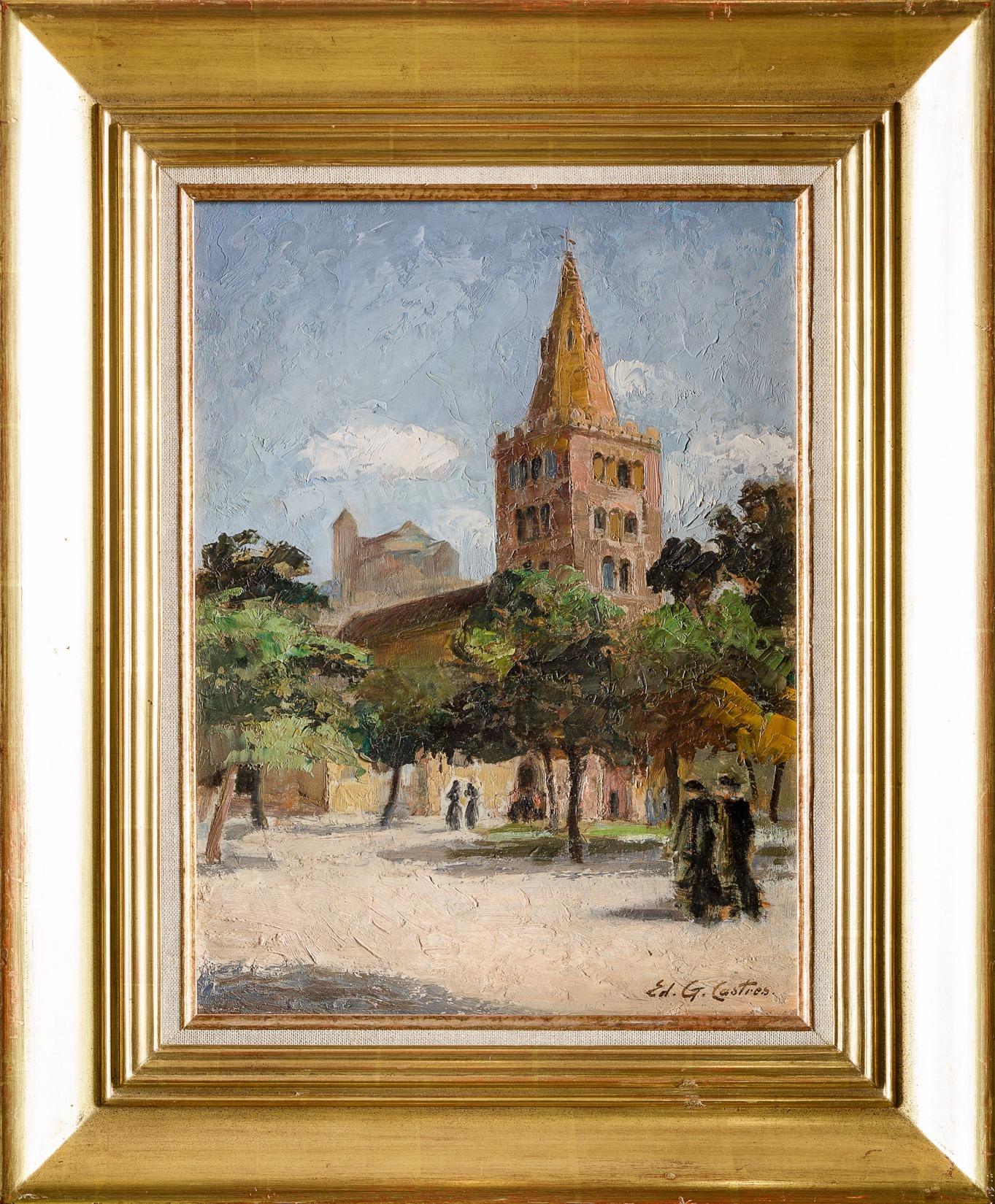 Place De La Cathédrale Sion