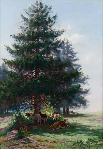 Al'Ombre des Verts Sapins