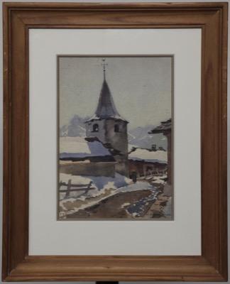 Eglise de Leysin