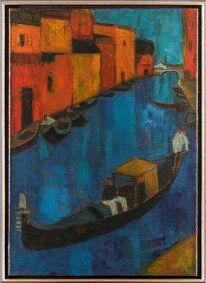Venize, Le Grand Canal